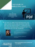 future cyberbullying laws