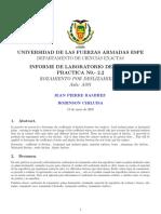 Informe 2.2 Chiluisa,Ramirez