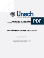 4. DISEÑO DE LA BASE DE DATOS OROZCO_ANDRES LOZA_JHON.docx