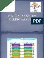 Pengkajian Cardiovaskuler Bu Wati