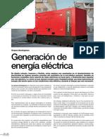 Grupos Electrógenos Generación de Energía Eléctrica