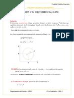 Hoja de Teoría-circunferencia y Elipse