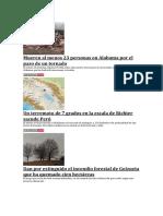 Datos Estadísticos Del Perú