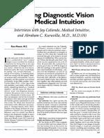 Expanding Diagnostic Vision - Article