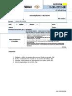 Ef (x) (Organizacion y Metodos) A