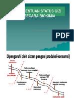 Biokimia Gizi