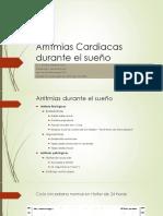 Arritmias Cardiacas Durante El Sueño 2014-02-13