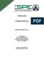 Topicos i Lab1