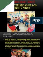 Educación Inicial - CICLO II