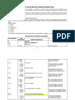 Plan de Cuentas 2019-2019