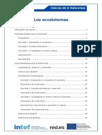 8 Cuaderno de Ecosistemas Secundaria España 117pgs