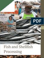 Shellfish and Fish