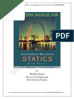 Solution Manual Mechanics (1).pdf