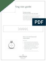 3.0 Forevermark Ring Size Downloadable PDF India v1 1
