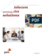Telecom Analytics Solutions