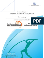 TASMAC Full time Brochure