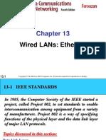 Ch13(Ethernet)