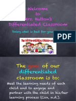 my differentiated classroom  3
