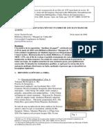 Restauracion Libro Aceite-congreso Cadiz