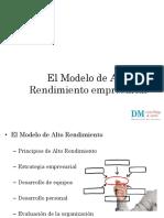 presentacionmodelodealtorendimiento-111209103412-phpapp01