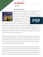 Tres Días y Tres Noches.pdf