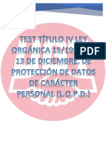 Test Título IV Ley Orgánica 15-1999, de 13 de diciembre LOPD.pdf