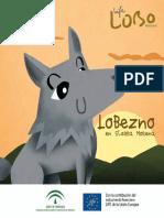 Cuento Lobezno en Sierra Morena