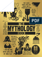 The Mythology Book - Big Ideas Simply Explained