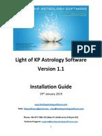 LOKPA Ver 1.1 Installation Guide