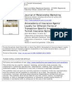 3 a Study of Customer Perception Towards Service Quality