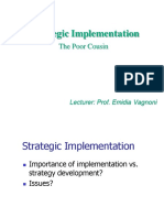2 Strategy Implementation