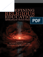 Redefining Religious Education. Spirituality for Human Flourishing.pdf