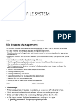 file mgmt