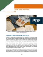 Menelusuri Model Dan Menganalisis Teks Laporan Penelitian