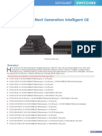 H3C S5130S-EI Next Generation Intelligent GE Switch Datasheet