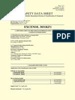 EXCENOL_3031KF1_MSDS