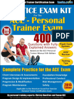 ACE Personal Trainer Practice Exam  Kit - 400 -2015.pdf