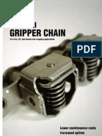 Gripper Chain Brochure
