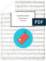 Bins Guía Básica Para Cuentas 2018