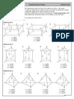Ex 2D - Sections Planes de Solides (Plan Quelconque) - CORRIGE