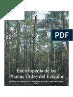 Muriel_2008_Enciclopedia de Las Plantas Útiles Del Ecuador_La Diversidad de Ecosistemas en El Ecuador