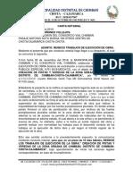 INFORME N°09- REINICIO  DE EJECUCION DE OBRA-PISTAS-CHIMBAN.docx