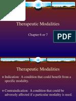 Therapeutic Modalities_2