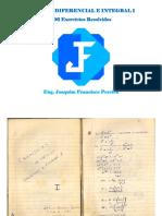 Metodo de resolução Derivadas e integrais de Calculo I - Exercícios Resolvidos.pdf