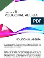 Aula 6 - Poligonal Aberta.ppt