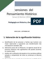 0_Dimensiones Del Pensamiento Histórico