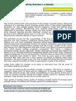 Quality of Earnings Thornton l o PDF 1413879