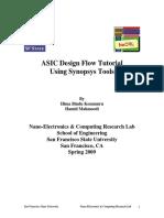 ASIC_Design_Flow_Tutorial.pdf