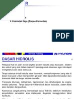 Basic automatic transmission