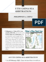 SOUTH CHINA SEA ARBITRATION.ppt